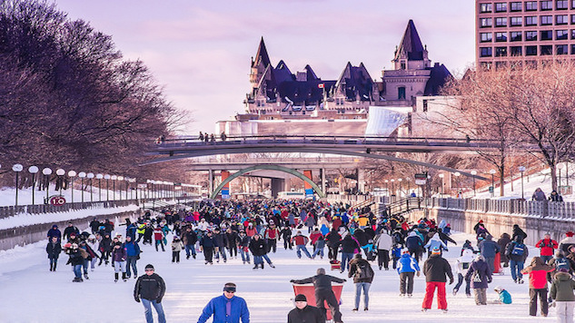 Checklist: Ottawa, Canada