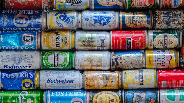Celebrating 82 Years of Beer Cans
