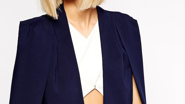 5 Ways to Rock a Cape Blazer