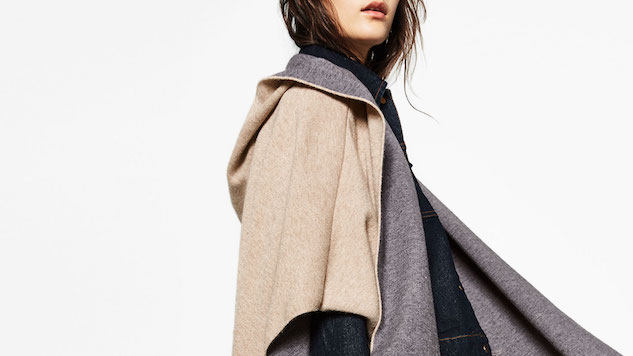 Wrap up in One of the Best Capes of the Season