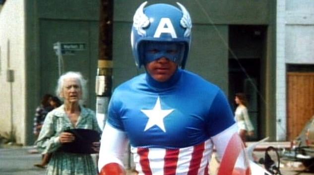 Bad Movie Diaries: Captain America II: Death Too Soon ...