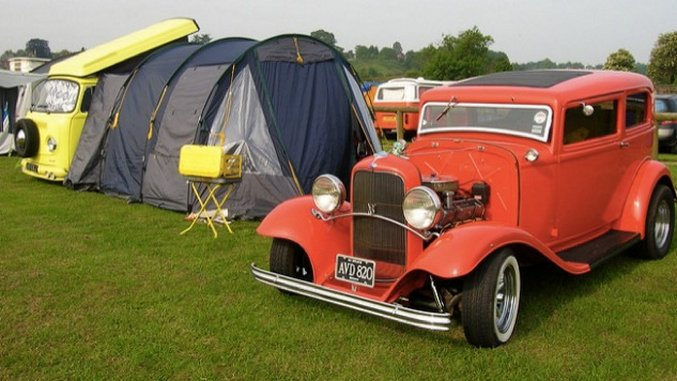 Gear Geek Spring Break: Car-Camping Essentials