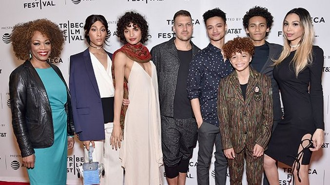 Damon Cardasis and Cast Attend <i>Saturday Church</i> at Tribeca