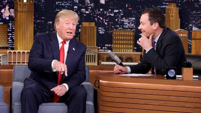 The Politics of Late Night Television