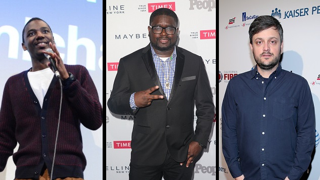 Jerrod Carmichael to Produce Sitcom Pilots Starring Lil Rel Howery and Nate Bargatze
