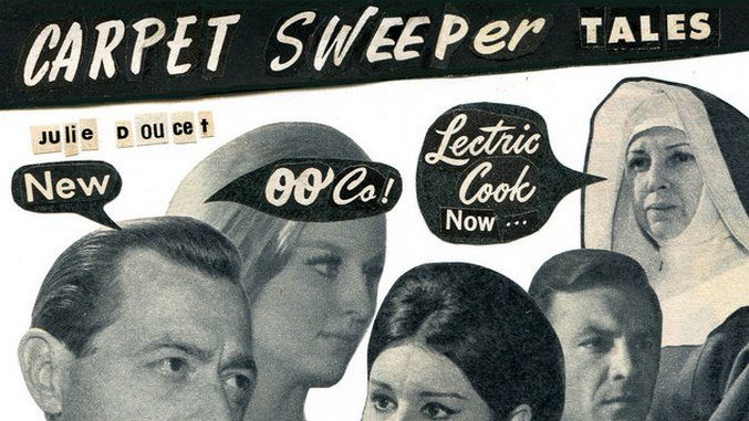 <i>Carpet Sweeper Tales</i> by Julie Doucet Review