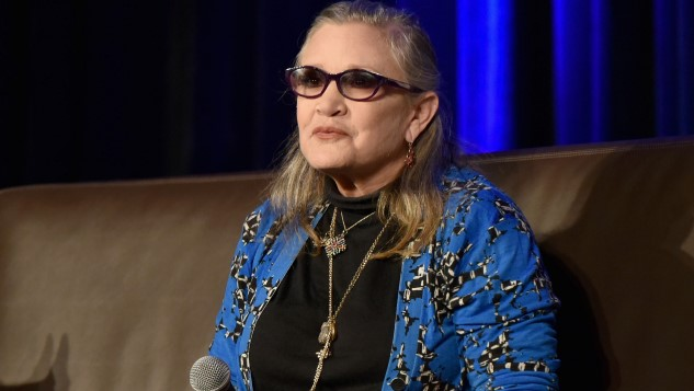Carrie Fisher Once Delivered a Cow's Tongue in a Box to a Predatory Hollywood Producer