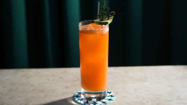Carrot Cocktails Are Totally a Thing Now