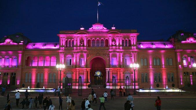 Checklist: Buenos Aires, Argentina