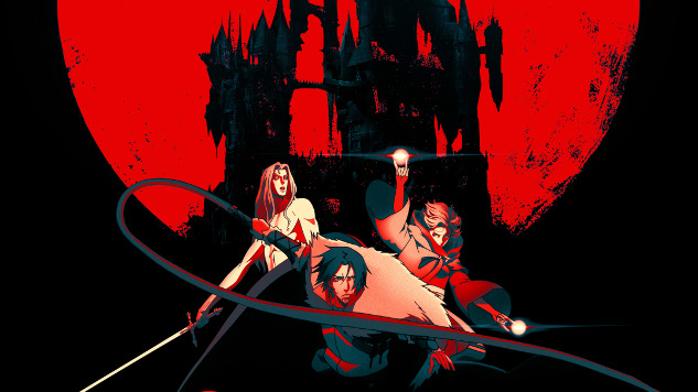Netflix Renews <i>Castlevania</i> for Third Season