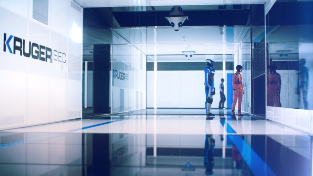 Surveillance, Suppression and Police Brutality: <i>Mirror's Edge</i>'s Vision for the Future