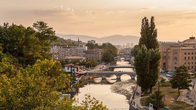 Photographic Memory: Sarajevo
