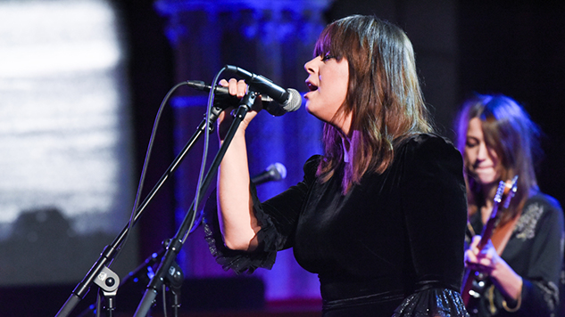"Watch Cat Power Perform ""Woman"" on <i>Colbert</i>"