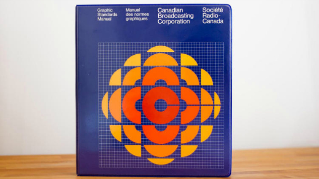 Pledge to Help a 1974 CBC Graphics Standards Manual Get Created