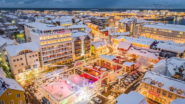 Hotel Intel: CenterHotel Plaza, Reykjavik, Iceland