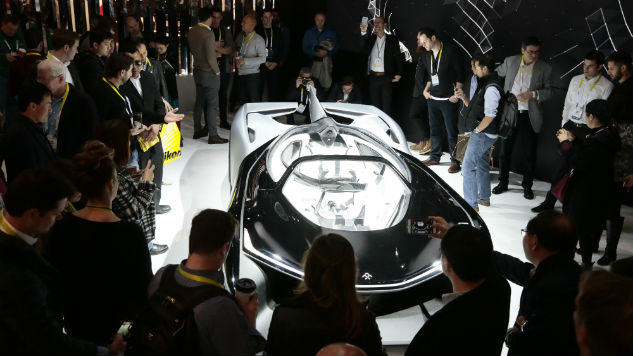 The 10 Best Gadgets and New Tech of CES 2016
