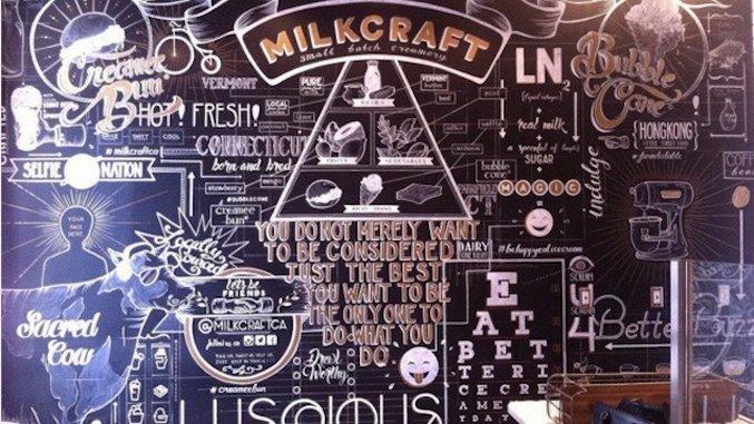 Inspiring Bar Chalk Art From Around the World
