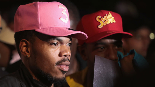 Chance the Rapper Partners with Lyft to Support Chicago Public Schools