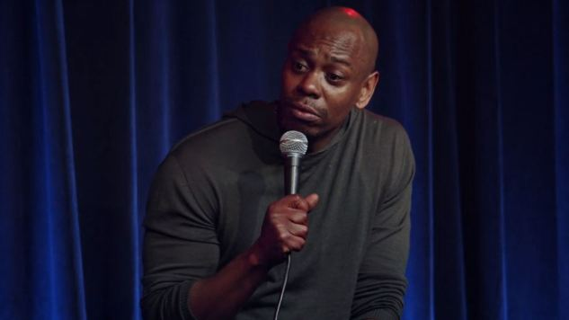 Dave Chappelle Can't Shock Jock His Way Out of the #MeToo Movement
