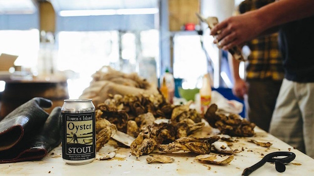 Making Beer With Food In Charleston, South Carolina