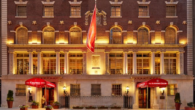 Hotel Intel: The Chatwal, NYC