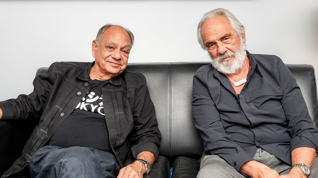 <i>Up in Smoke</i> at 40: Cheech & Chong and Lou Adler on the Stoner Comedy Classic