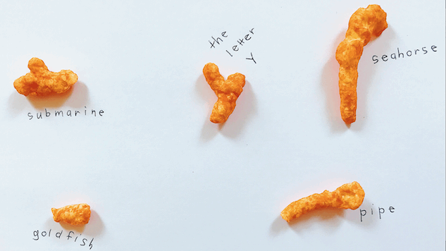 I Went to the Unbelievable New Cheetos Museum