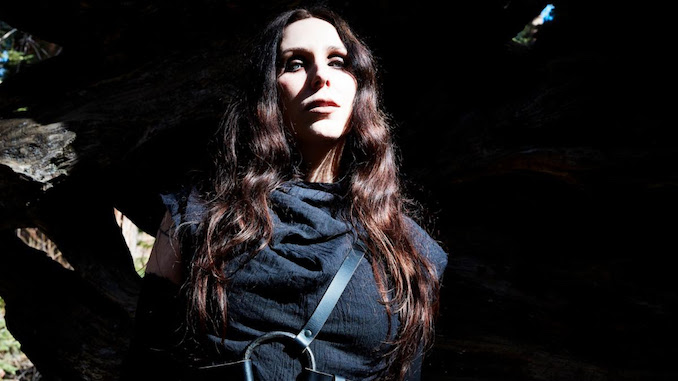 """Chelsea Wolfe Shares New Wonder Woman-Inspired Single """"Diana"""""""