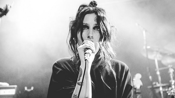 Behind the Scenes of Chelsea Wolfe