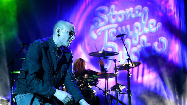 Stone Temple Pilots Pay Heartfelt Tribute to Chester Bennington in Statement