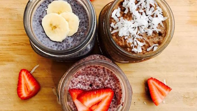 Recipe for Fitness: Powerhouse Chia Seed Pudding