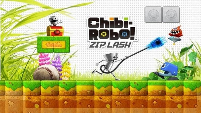 <i>Chibi-Robo! Zip Lash</i> Review: Plugged In
