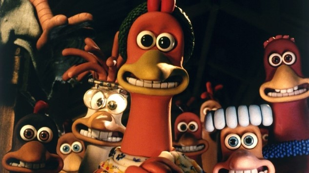 A CHICKEN RUN Sequel Is Official in the Works