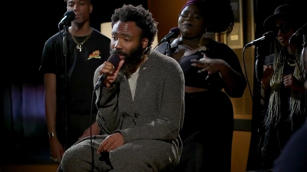 "Watch Childish Gambino Cover ""Lost in You"" by Garth Brooks/Chris Gaines"