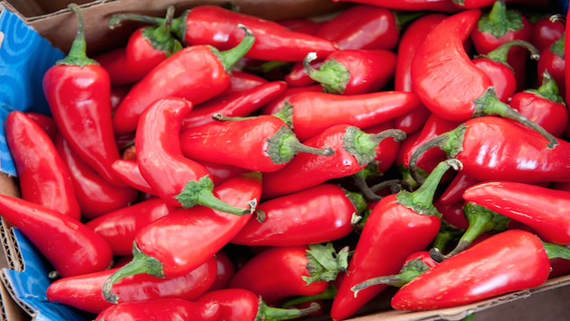Catch the Last of Summer's Heat with Chiles