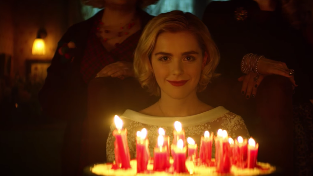 Kiernan Shipka Turns Teenage Witch in First Teaser for Netflix&#8217;s <i>Chilling Adventures of Sabrina</i>