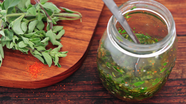In Defense of Chimichurri