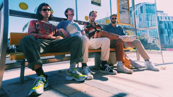 Chinatown Slalom Announce <I>Meet The Parents</I> EP, Share New Song