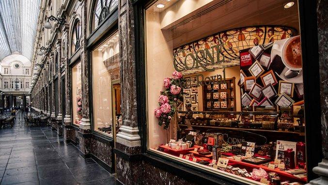 Worth the Trip: European Chocolatiers