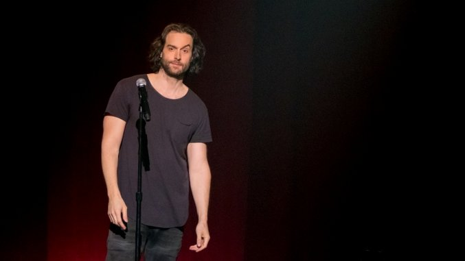 Chris D'Elia Embraces the Hate in His Grumpy New Netflix Special