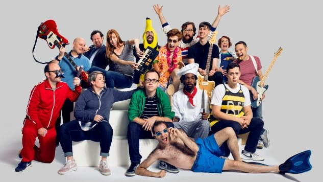 TV Party Tonight: Fandom and Newfound Fame on the Set of <i>The Chris Gethard Show</i>
