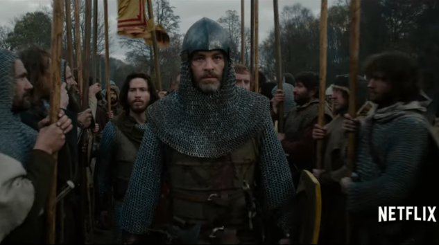 Chris Pine Is Robert the Bruce in the Trailer for Netflix's <i>Outlaw King</i>