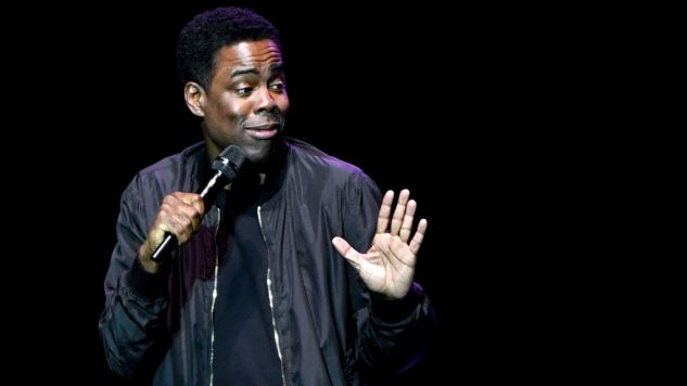 Chris Rock's new stand-up special to debut today
