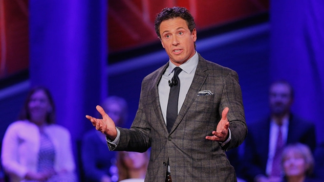 CNN's Chris Cuomo Is Elevating Birther BS With Kamala Harris