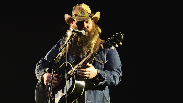 "Listen: Chris Stapleton Releases New Single ""Broken Halos"""