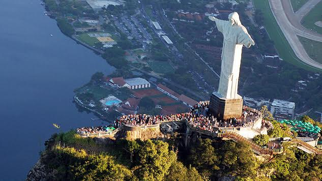 Rio's Christ the Redeemer Statue Is Getting a Makeover