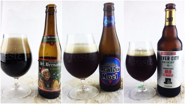 103 of the best christmaswinter beers blind tasted and ranked