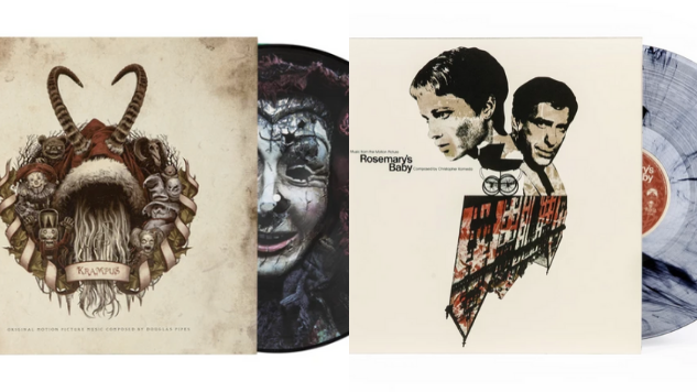 Giveaway: Win A Creepy Holiday Bundle from Waxwork Records!