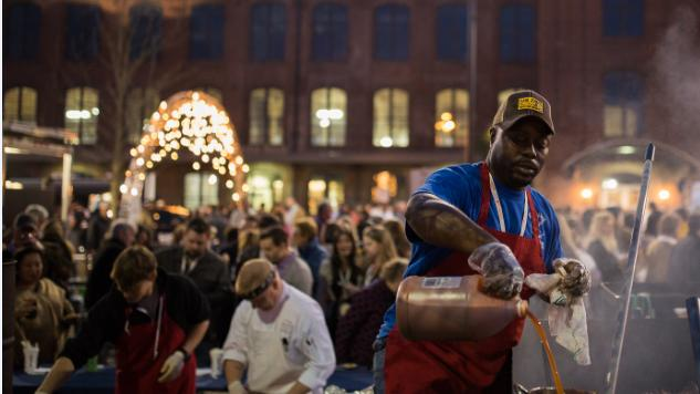 The Best of 2016 Charleston Wine and Food Festival