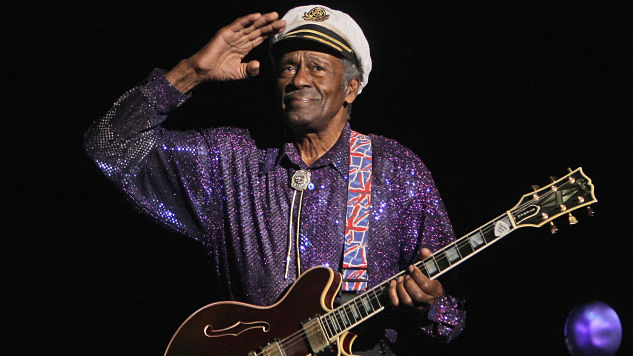 Remembering Chuck Berry, Rock 'N' Roll's First Great Thinker